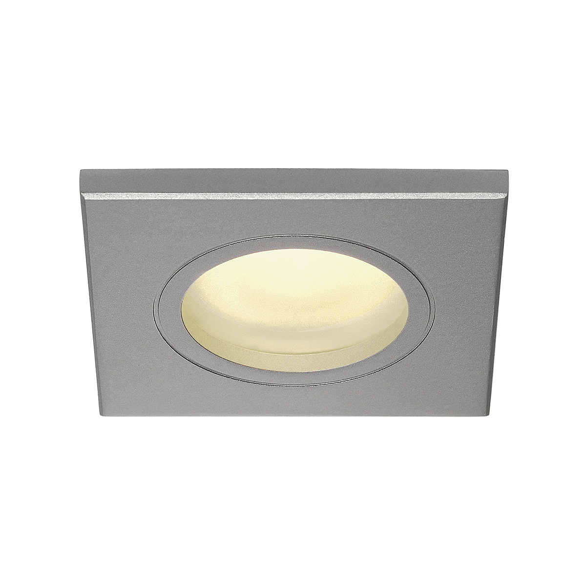 "Led Lampe F?r Dusche : LED ""Dusche-Q"" silber"