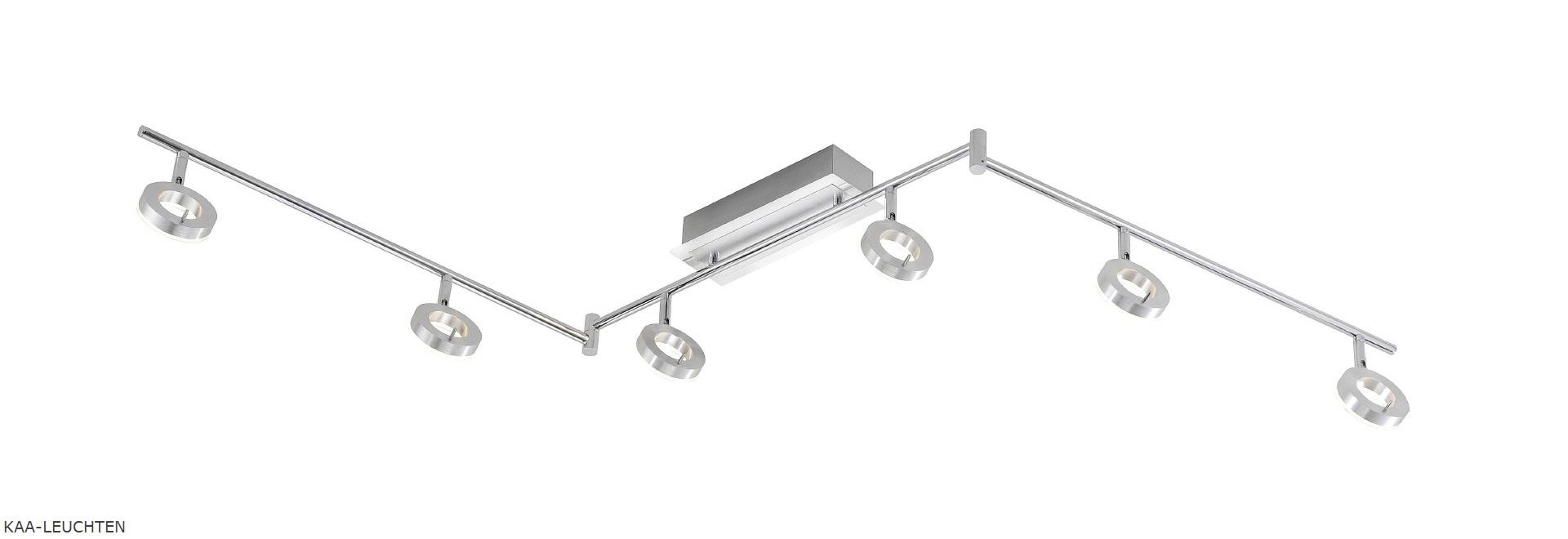 ip 44 led serie fr dusche oder bad geeignet 6 led spots in rundem design mit flchigem lichtaustritt und hohem lichtstrom 3000 lm 3000k warm weiss - Led Spots In Der Dusche