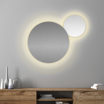 "Escale LED ""Blade"" 44 weiss,anthrazit"