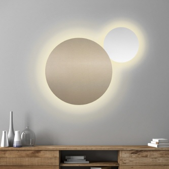 "Escale LED ""Blade"" 59 weiss,anthrazit"