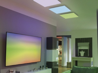 "Paul Neuhaus LED ""Q-Frameless""M"