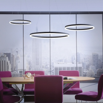 "LED ""Pro Pendant"" HL-weiss"