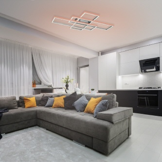 "Escale LED ""Zen"" Aluminium"